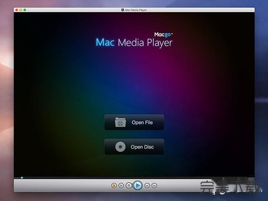 Mac Media Player for Mac