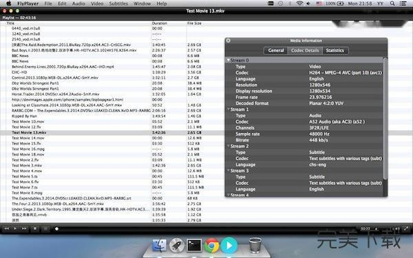 FlyPlayer for Mac