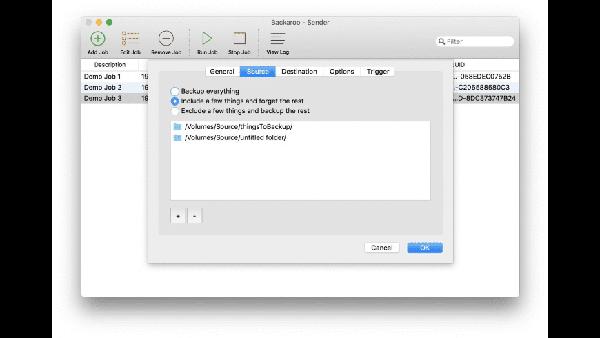 Backaroo Mac版