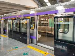 深圳首条无人驾驶地铁线年底通车,可自动唤醒