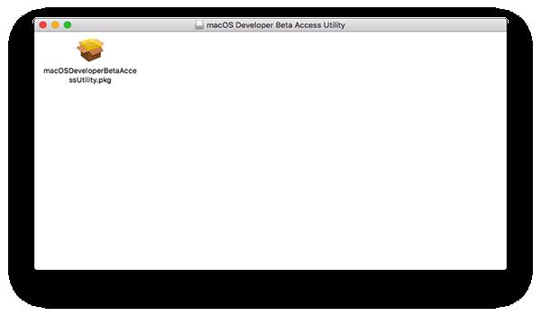MacOS 10.13公测版升级工具下载