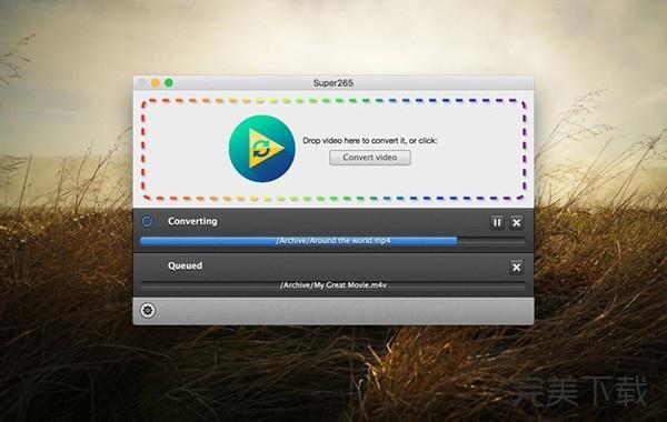 Super265 Mac版