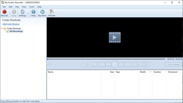 Deskshare My Screen Recorder(屏幕录像工具)