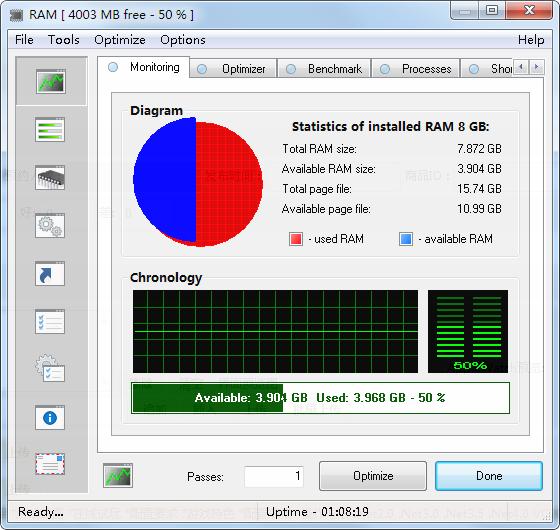 RAM Saver Professional(内存管理工具)