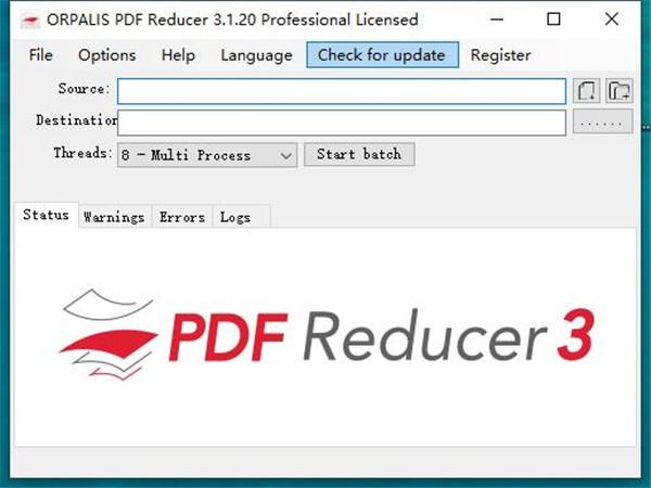Orpalis PDF Reducer Pro(PDF压缩软件)