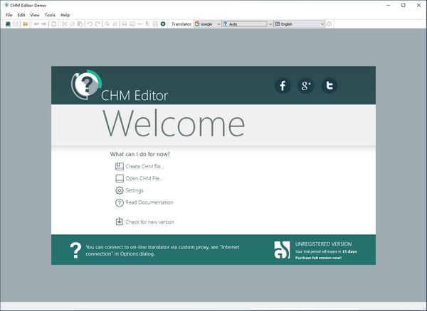 CHM Editor(CHM文件编辑器)