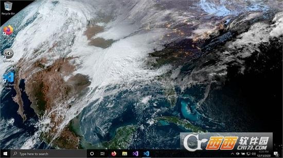 SpaceEye地球实时卫星照片