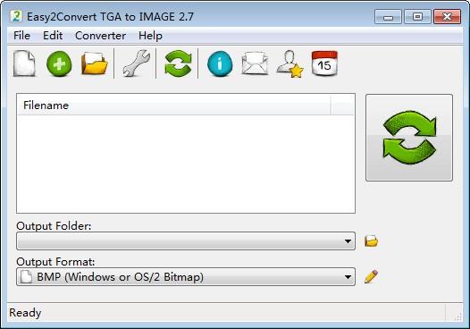 Easy2Convert TGA to IMAGE(图像转换软件)