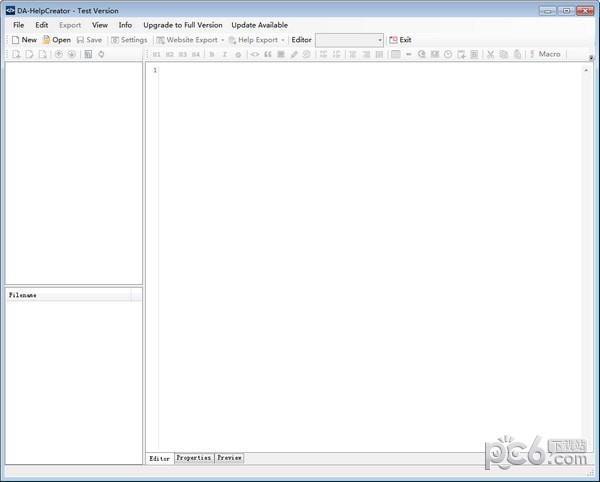 DA-HelpCreator(帮助文档制作工具)