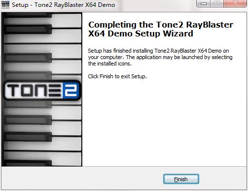 Tone2 RayBlaster截图