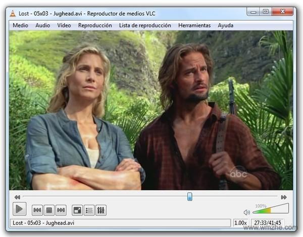 VLC Media Player軟件截圖