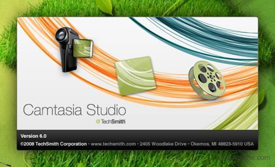Techsmith Camtasia Studio软件截图
