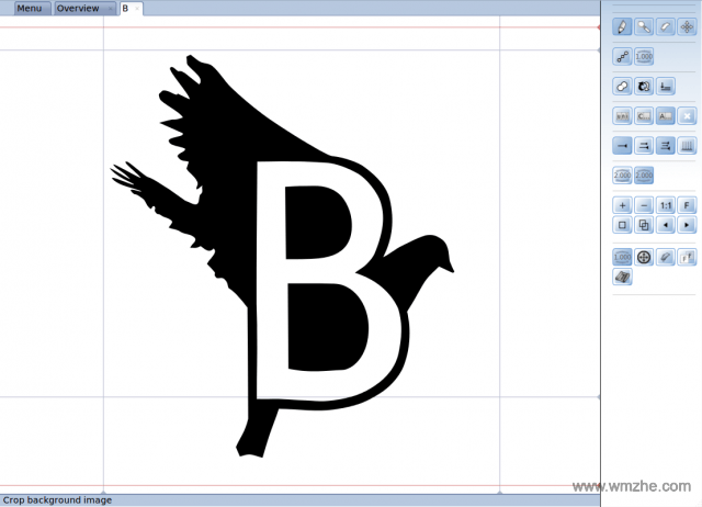 BirdFont軟件截圖