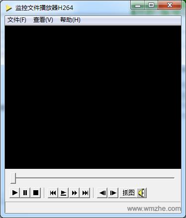 监控文件播放器h264软件截图